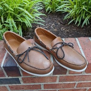 Quoddy downeast camp moc size 11